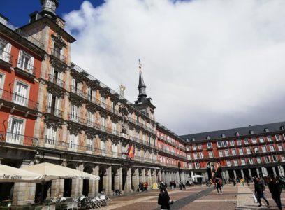 Madrid/ Spanien