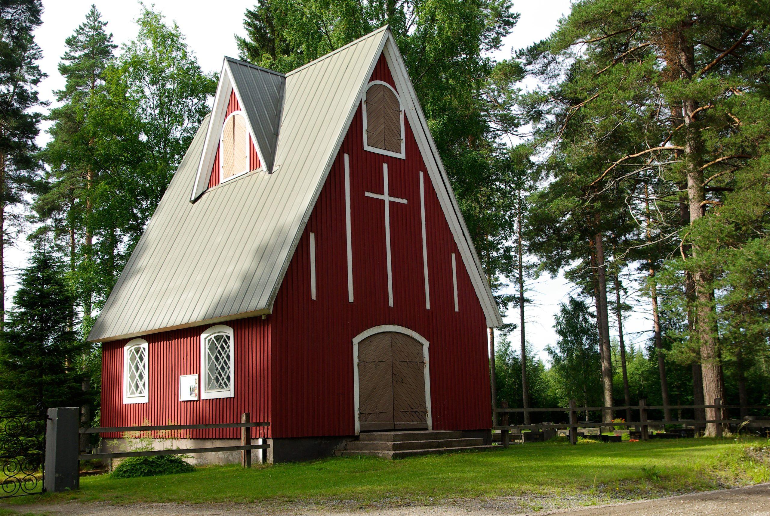 Maedlsreise/ Finnland