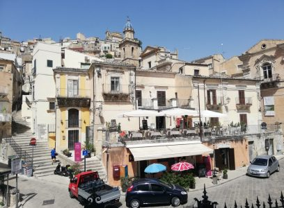 Ragusa Ibla/ Sizilien